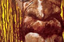 Seu Jorge – Technique: acrylic on canvas